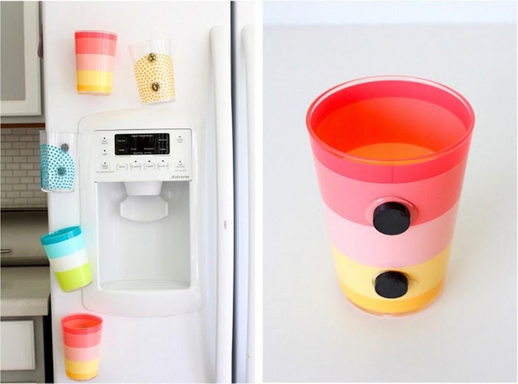 Cup parenting hack
