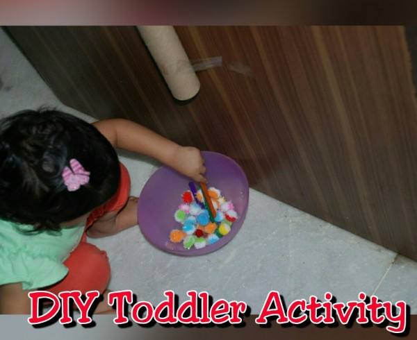 DIY Toddler Activity