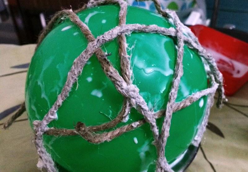 DIY Bird's Nest