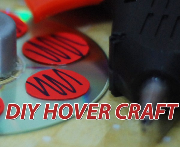 DIY Hovercraft