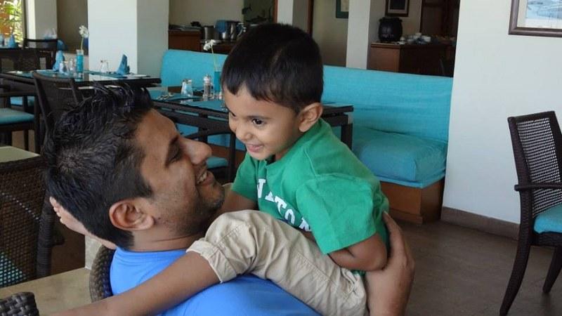 child-parent bonding activities