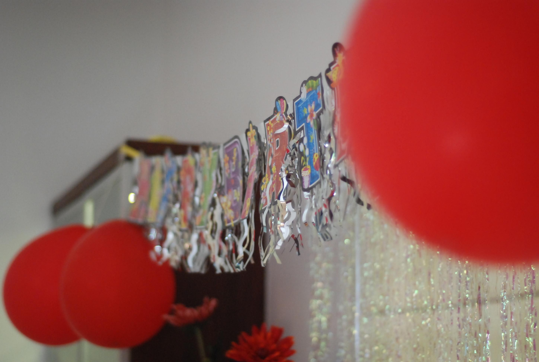 DIY Birthday Celebration