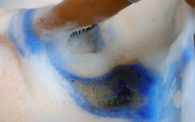sensory play foam