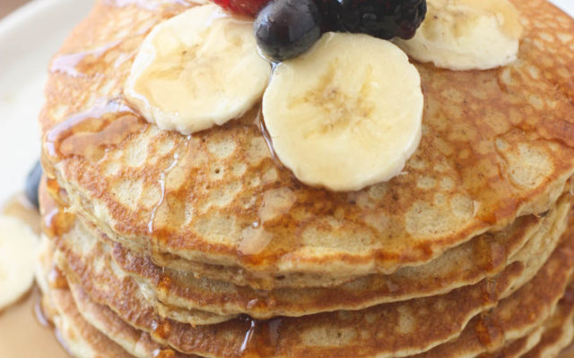 WHOLE WHEAT PANCAKES:PERFECT KIDS FOOD RECIPES
