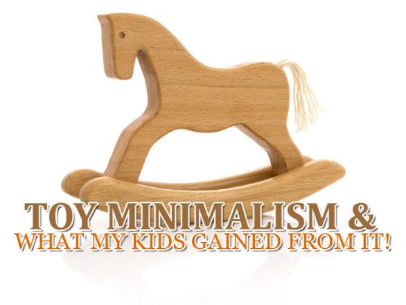 minimalism of toys