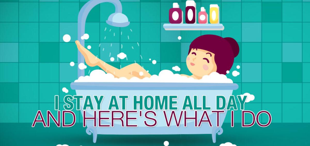 i am a stay at home mom and here 39 s what i do all day. Black Bedroom Furniture Sets. Home Design Ideas
