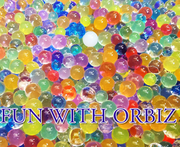 DIY Fun With Orbeez