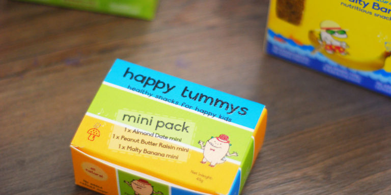 Happy Tummys Snack Bar For Kids