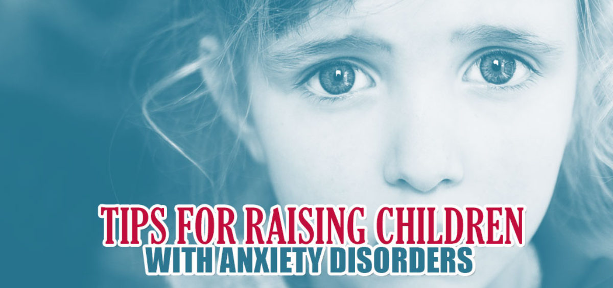 Dealing With Anxiety In Kids