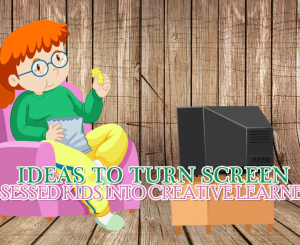 The Perfect Solution To Turn Screen Obsessed Kids Into Creative Learners