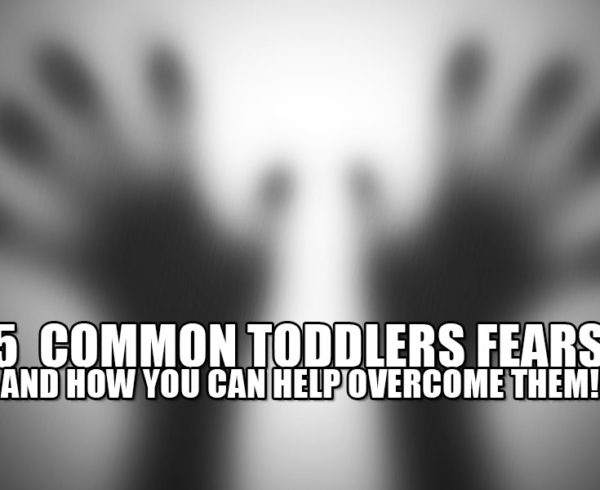 common-toddler-fears