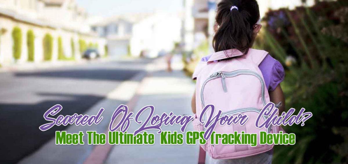 Kids GPS Tracking Device