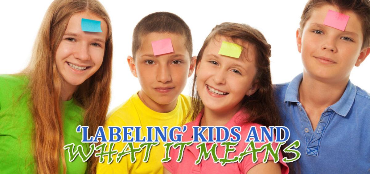 Labeling Kids