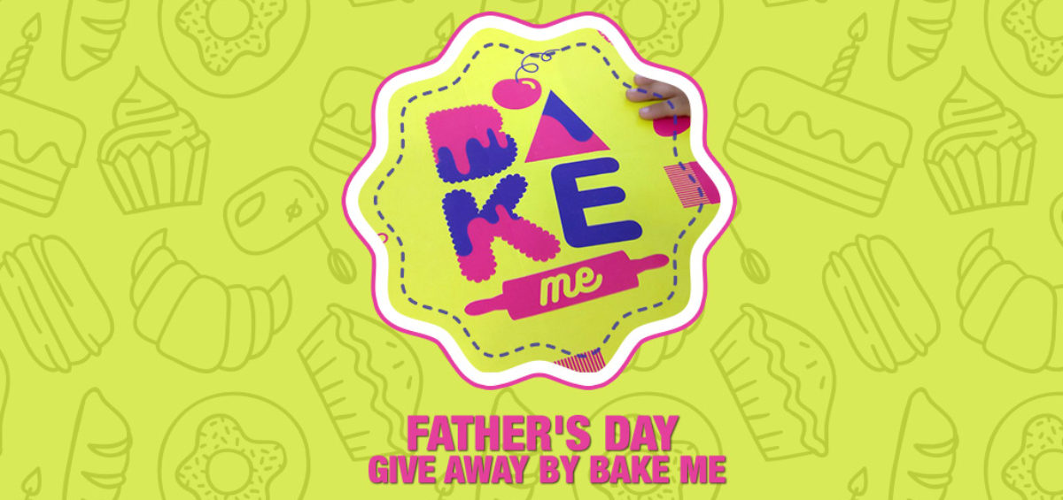 Free Father's Day Give Away