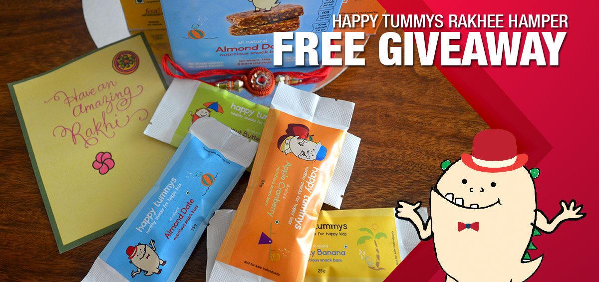 Happy Tummys Giveaway