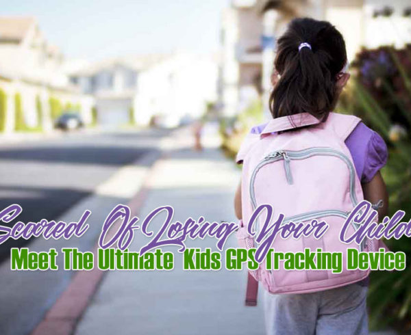 Kids GPS Tracking Device